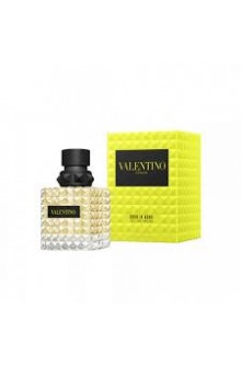 BORN IN ROMA YELLOW DREAM EAU DE PARFUM DONNA da 50 ml